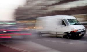 TDX Logistics delivery man